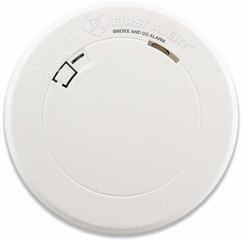 First Alert Smoke and Carbon Monoxide Alarm