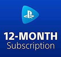 Prime Members: 12-Month PlayStation Now Cloud Gaming Subscription for PS4 / PC (Digital Code)