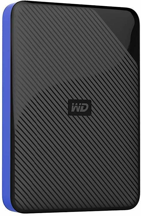 WD 4TB Gaming Drive Works with Playstation 4 Portable External Hard Drive - WDBM1M0040BBK-WESN
