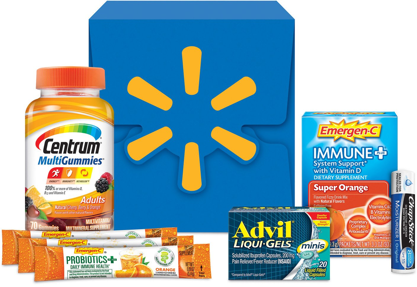 Walmart Exclusive Wellness Kit ($30 Total Value!)