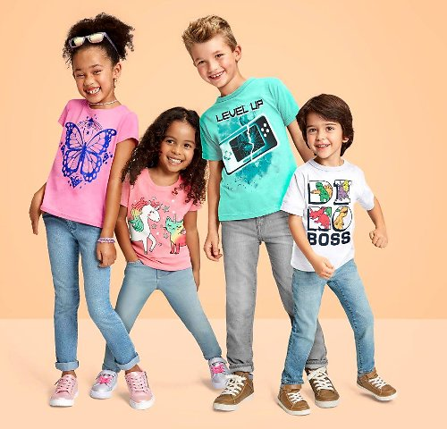 Up To 60% Off Children's Place Jeans! + F/S