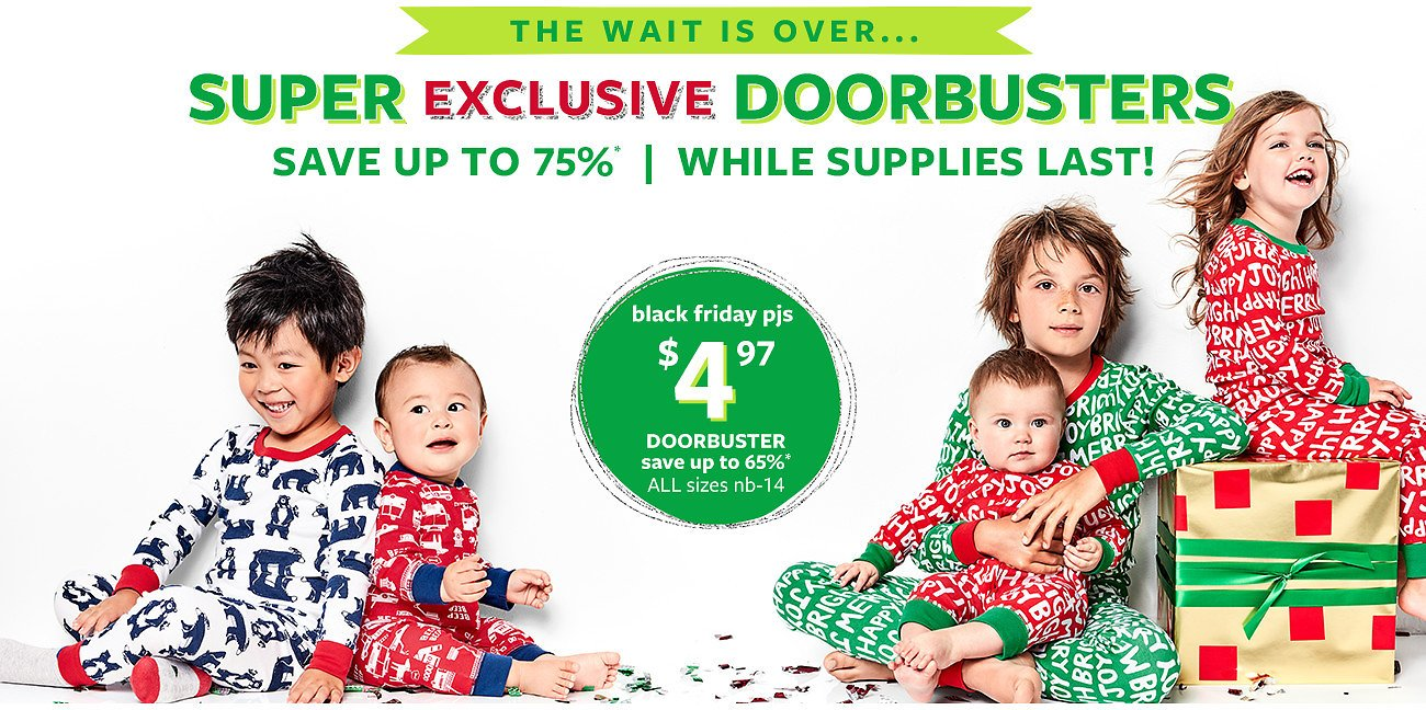 Snug Fit Pajamas for $4.97 + Free Shipping