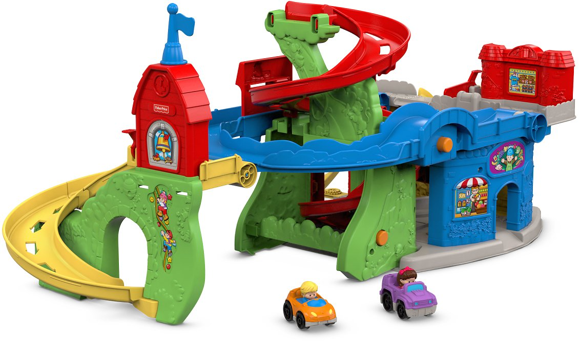 Fisher-Price Sit 'n Stand Skyway Playset