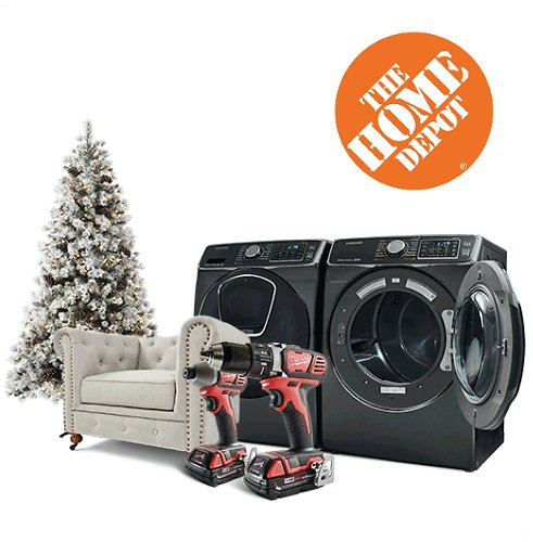 Now Live! Home Depot Cyber Monday Savings