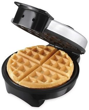 Oster 8-inch Nonstick Belgian Waffle Maker with Temperature Control