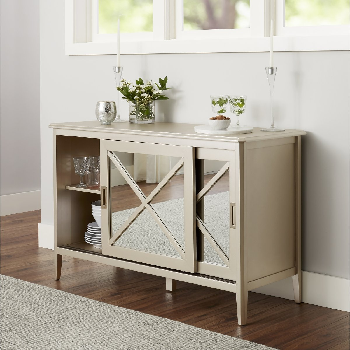 Better Homes & Gardens Credenza (Ships Free)
