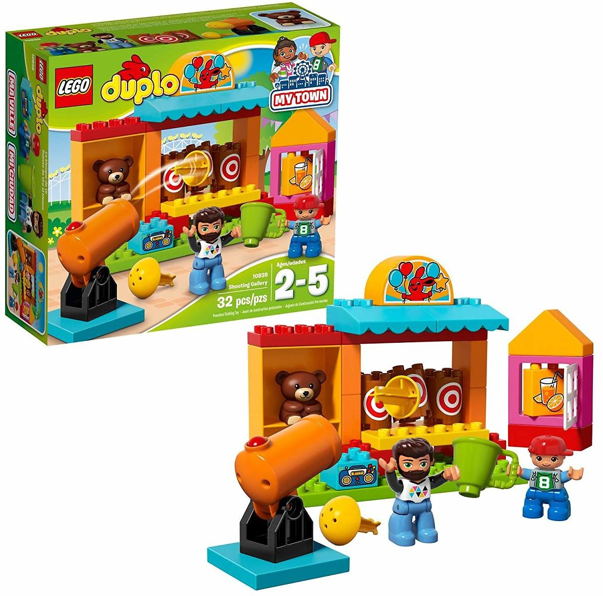 LEGO Duplo Town Shooting Gallery
