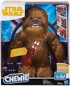 (Ships Free) Star Wars Ultimate Co-pilot Chewie