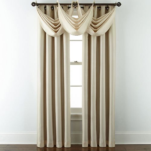 JCPenney Home Blackout Curtain Panel (Mult. Colors)