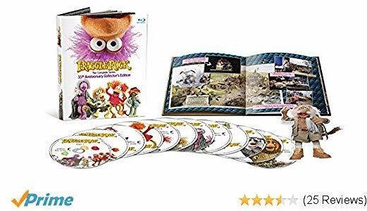 Fraggle Rock: The Complete Series [Blu-ray]