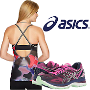 Up to 70% + Extra 15% Off Asics Shoes & Apparel & Free Shipping