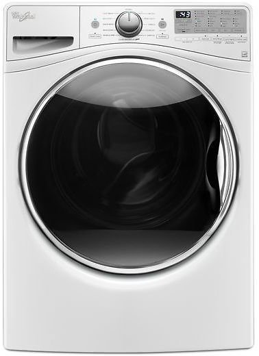 (Ships Free)  Whirlpool Front Loading 4.5 Cubic Foot Washer   PCRichard.com   WFW92HEFW