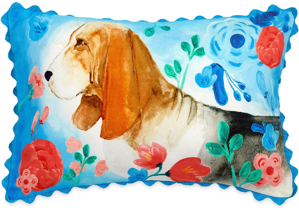 The Pioneer Woman Charlie Dog 12x18 Decorative Pillow