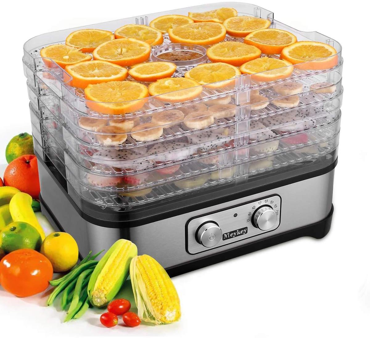 (Ships Free) Clearance Professional Electric Multi-Tier Food Dehydrator