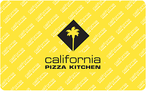 Buy a $25 California Pizza Kitchen Gift Card for Only $20 - Via Email Delivery