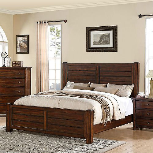 Danner Queen Bed + Free Shipping