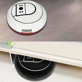 95% OFF .KIKY Intelligent Sweeper Robot Vacuum Cleaner Cordless Automatic Cleaning Machine WHITE Home Office - FREE DELIVERY