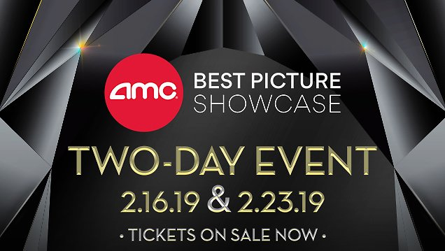 Tickets to AMC's Best Picture Showcase Are Now On Sale!