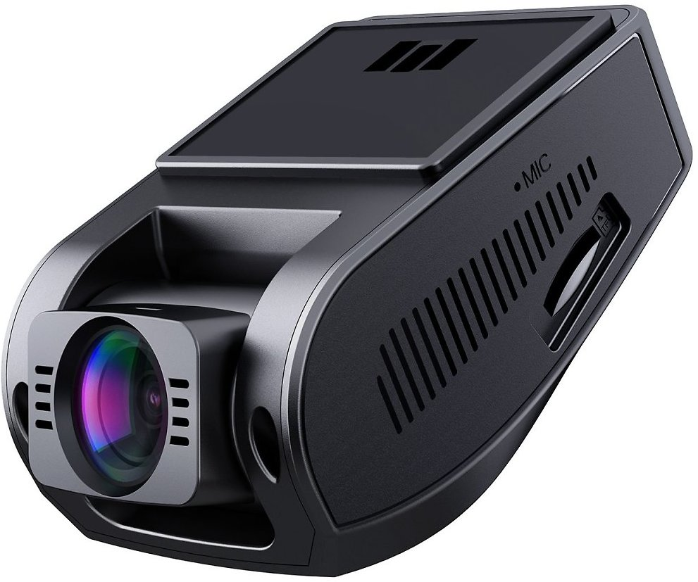 AUKEY Dash Cam, 1080P Dashboard Camera Recorder, 6-Lane 170 Degree Wide Angle Lens, Supercapacitor, G-Sensor and Clear Nighttime