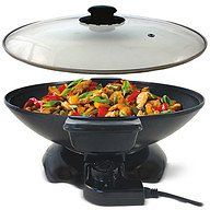 Ambiano Electric Wok (In Store 2/6)