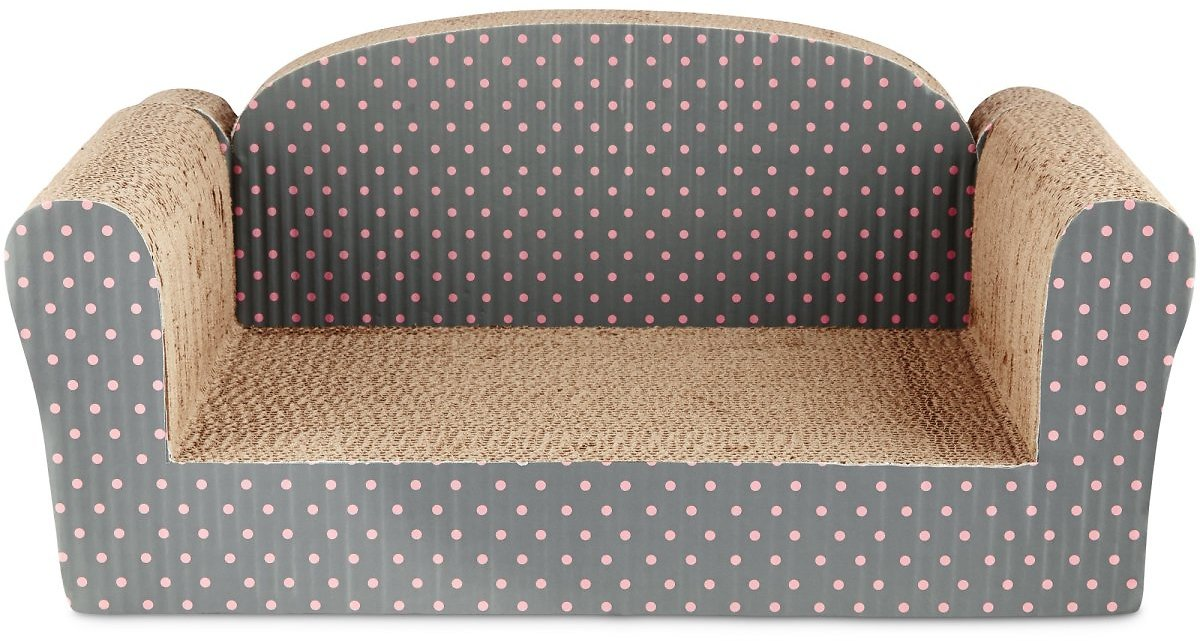 You & Me Couch Cardboard Cat Scratcher (2 Colors)