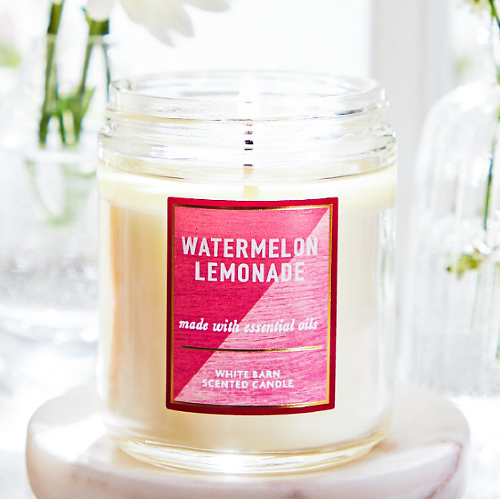 $8 Single-Wick Candles
