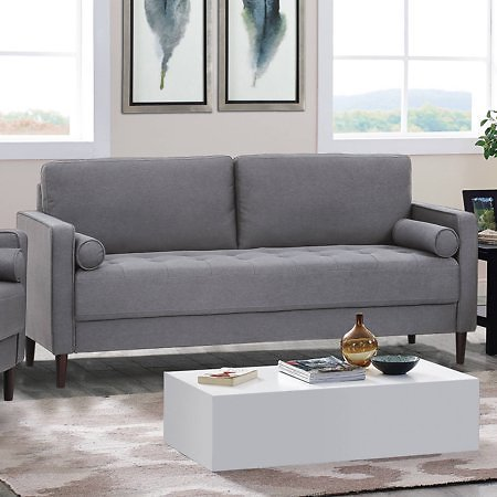 Lifestyle Solutions Lorelei Sofa (2 Colors)