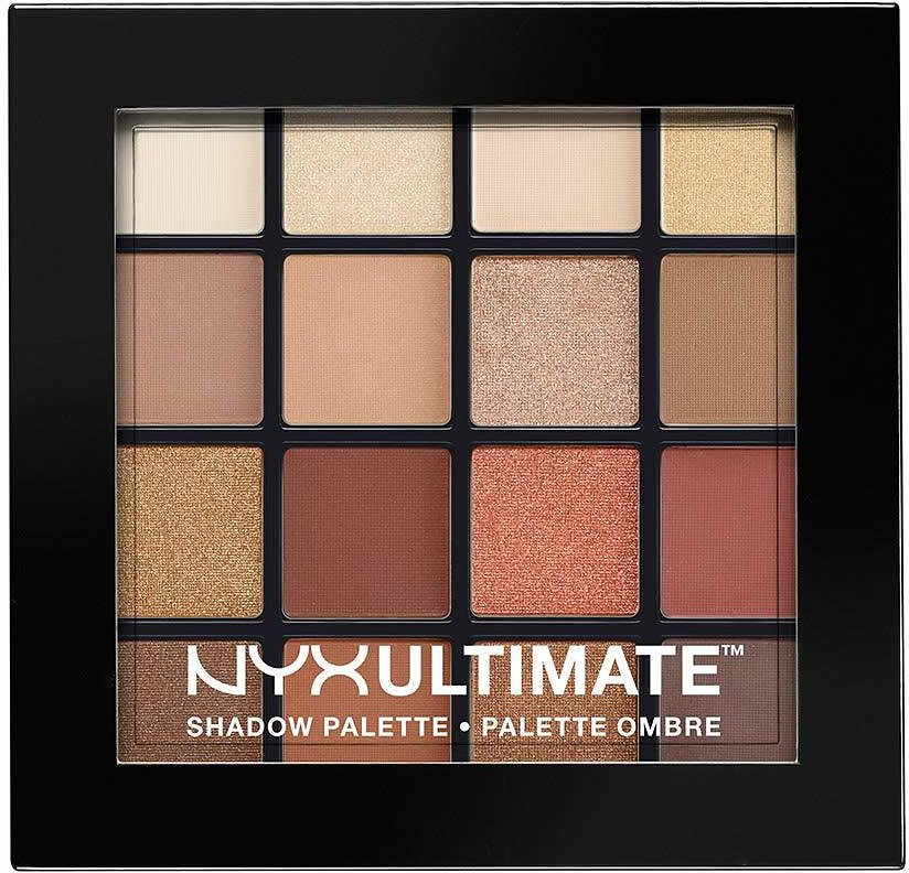 NYX Ultimate Shadow Pallete in Warm Neutrals