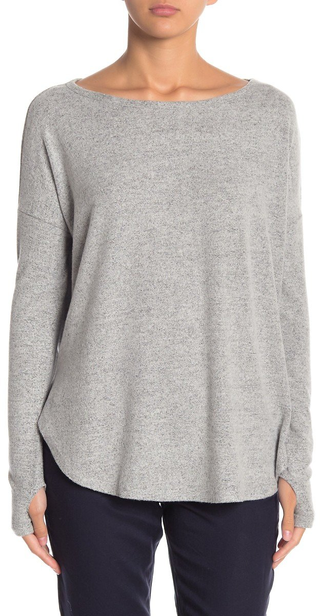 Sweet Romeo | Dolman Sleeved Pullover Sweater