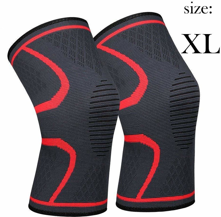 $3.49 Knee Sleeve, 711TEK Compression Knee Brace