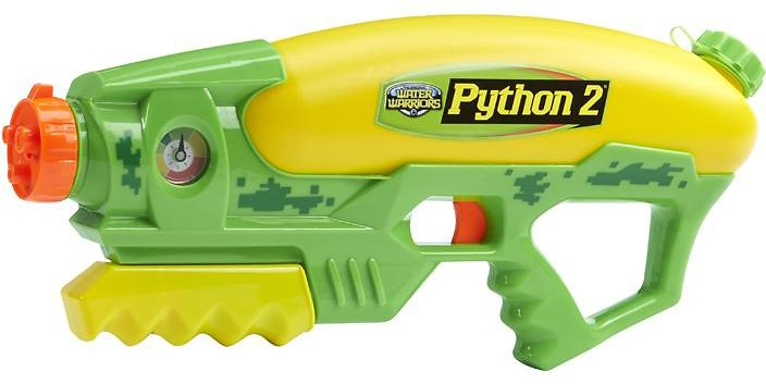 Buzz Bee Toys Water Warriors Python 2 Water BlasterID1441124