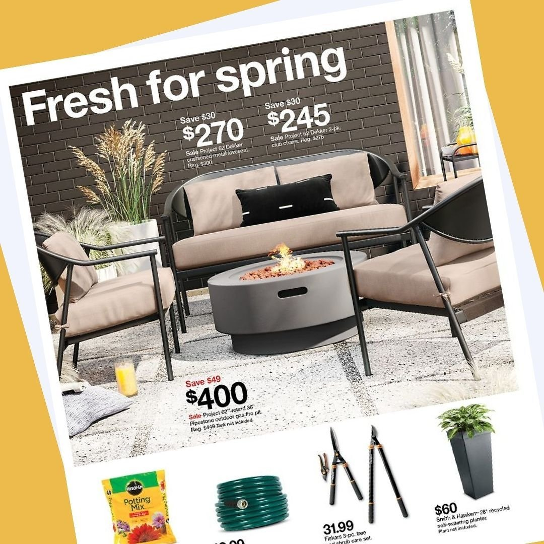 Up to 60% Off 'Fresh for Spring' Savings Event