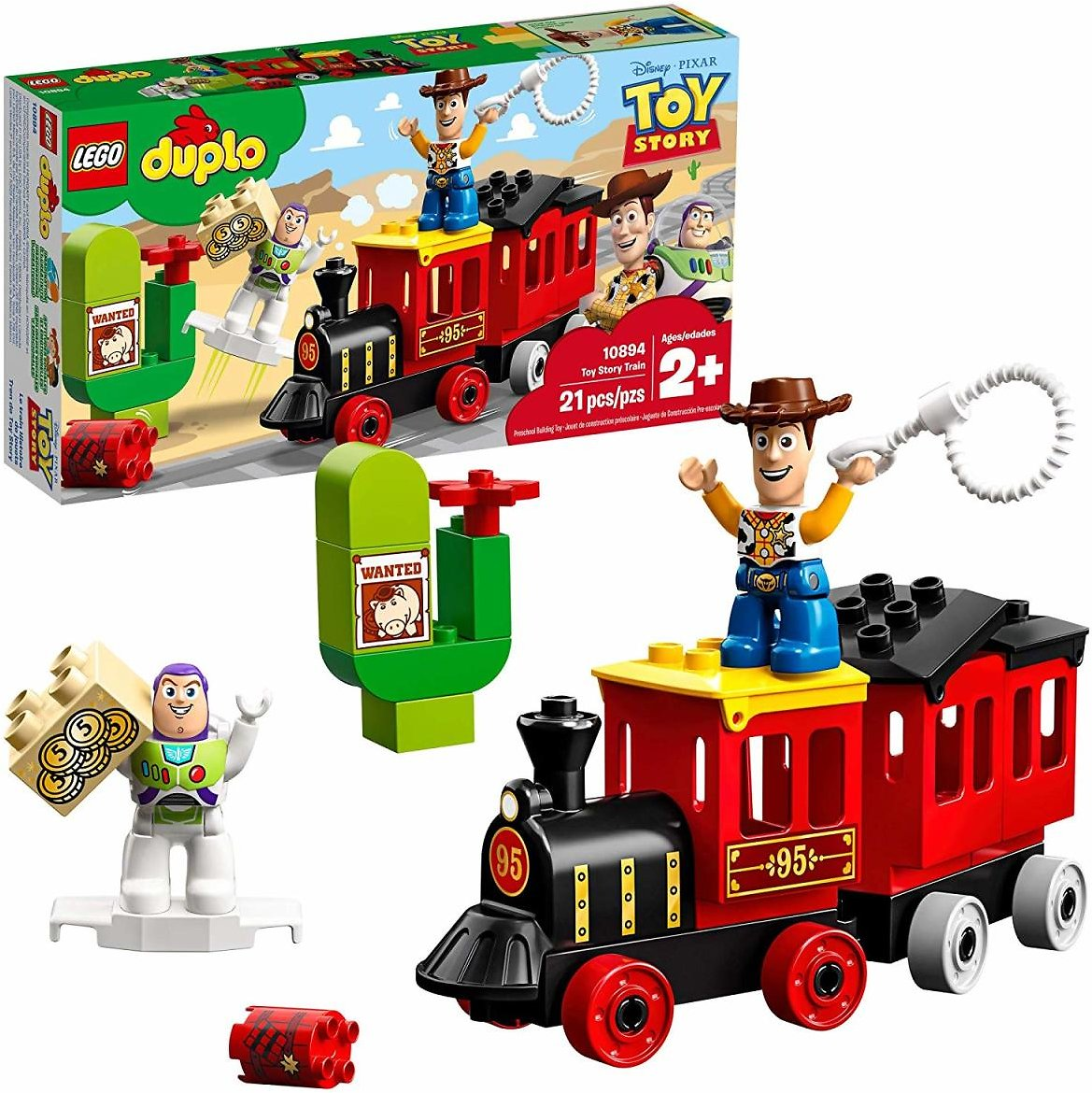 LEGO Duplo Toy Story Train (21 Pieces)
