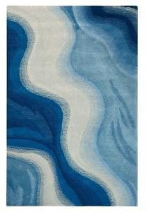 Home Decorators Collection Rush Blue 8 Ft. X 10 Ft. Area Rug-3248425310