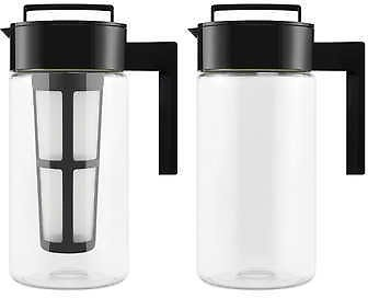 Cold Brew & Store Coffee Maker, 2-Pack