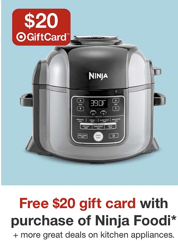 Kitchen & Dining Sale : Free $20 Gift Card