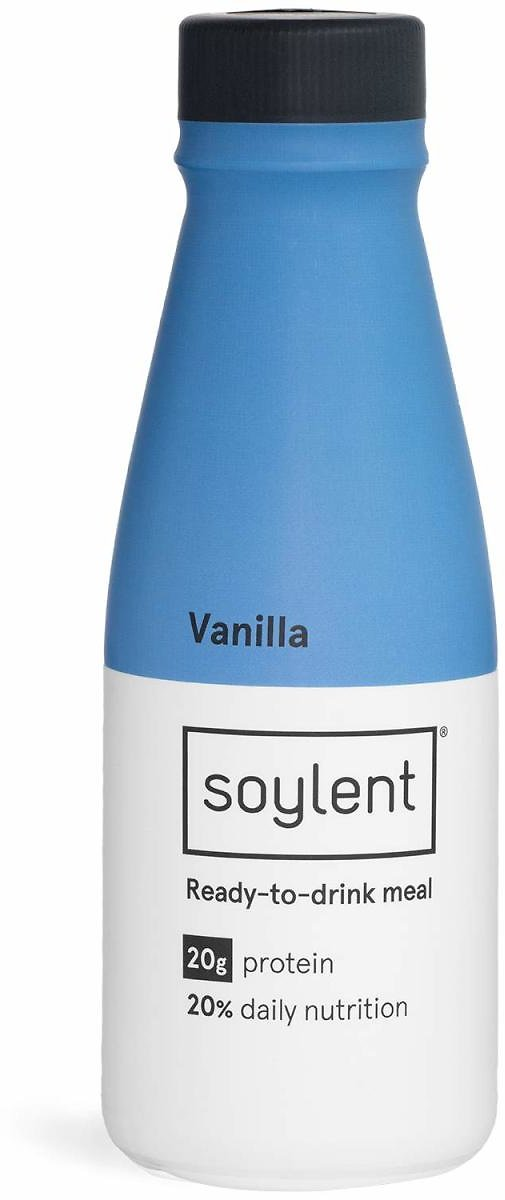 12-Pack Soylent Meal Replacement Vanilla Shake
