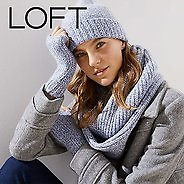 Loft Extra 60% Off Select Sale Styles + Free Shipping