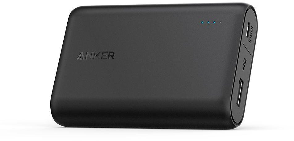 Anker Portable Charger, 10000mAh Power Bank External Battery for IPhone, Samsung 848061030693