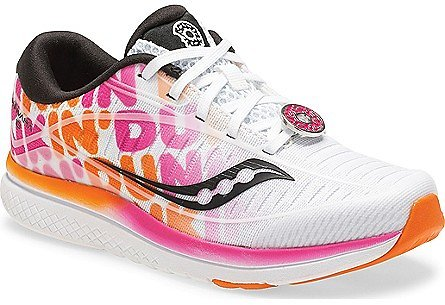 Boston Marathon Running Shoes: Saucony Teams Up with Dunkin' Donuts