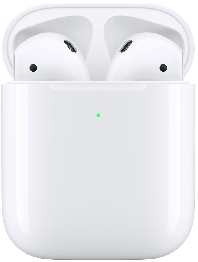 (Now Live) AirPods with Wireless Charging Case (Latest Model)