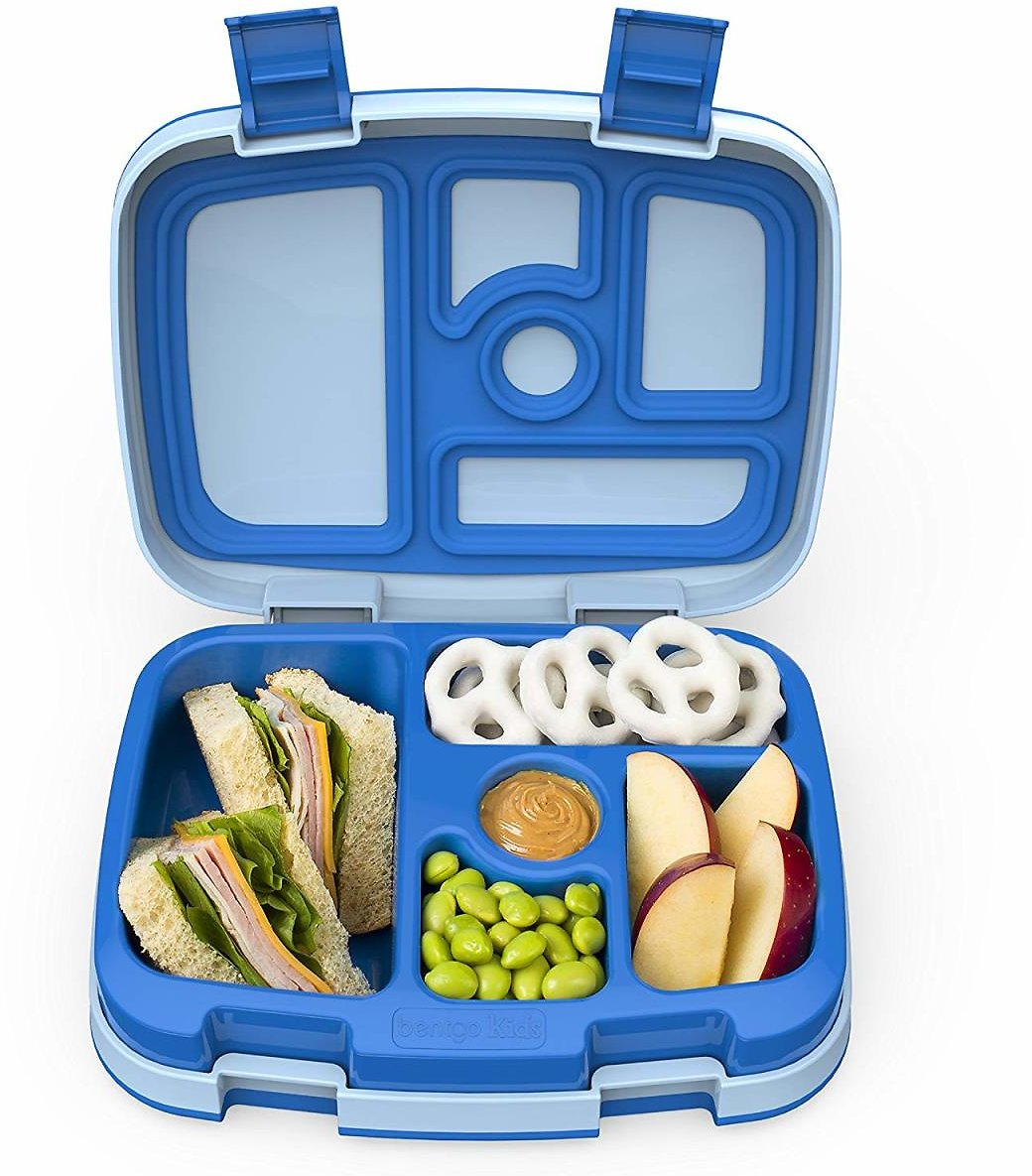 Bentgo Kids Childrens Lunch Box (3 Colors)