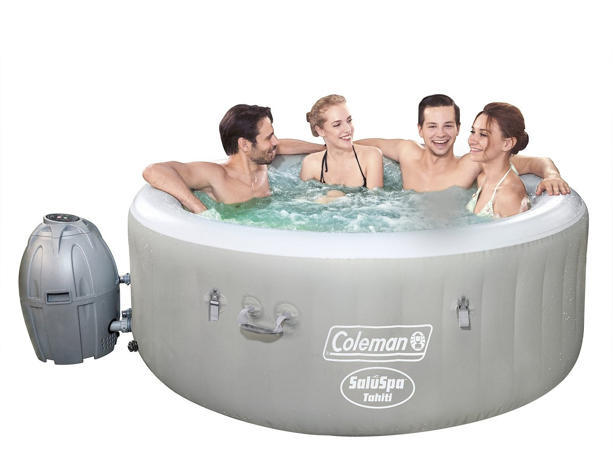 Coleman SaluSpa AirJet Inflatable Hot Tub