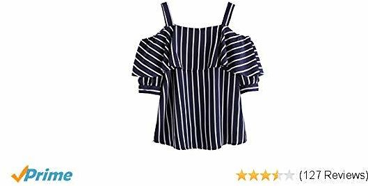 Up to 71% Milumia Women's Off The Shoulder Top