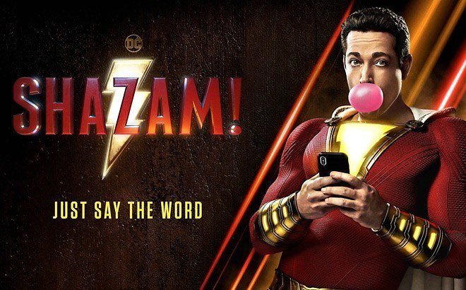 Shazam! Movie Tickets 3 for $20 At Atom Tickets – Through April 7th!!