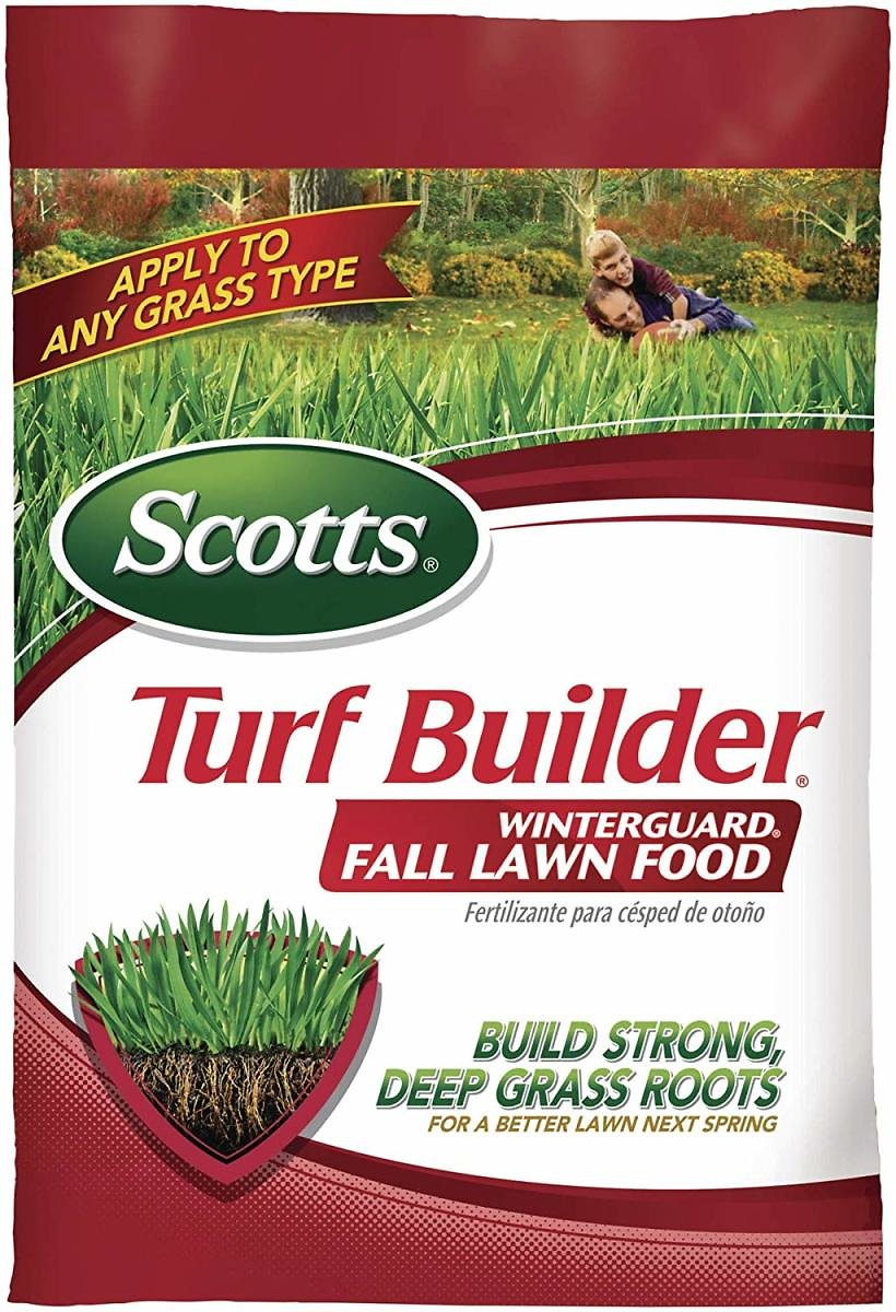 Scotts Turf Builder Fall Lawn Food (12.5lbs)