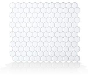 Smart Tile Hexago Mosiac Wall Tile Backsplash