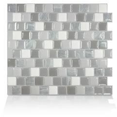 Smart Tile Brixia Casoria Wall Tile Backsplash 4-Pack