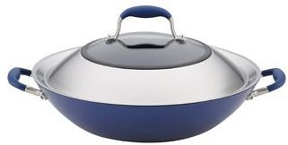 Anolon Advanced Indigo Hard-Anodized Nonstick 14