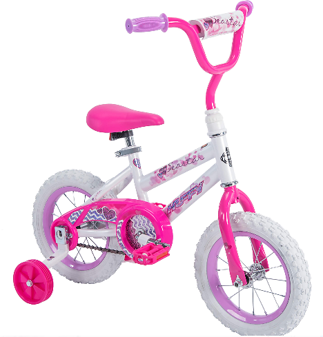 Huffy 12-inch Sea Star Girls Bike